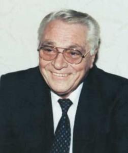 Firmengründer Heinz Widmann