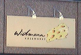 Firmenlogo Käse Widmann