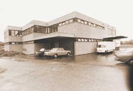 Neubau Käse Widmann in Waiblingen-Beinstein