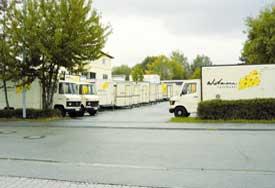 Firmenparkplatz Waiblingen-Beinstein
