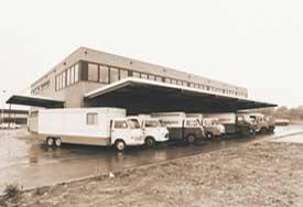 Neubau des Käsespezialisten Widmann